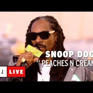 Snoop Dogg – Peaches N Cream – Live du Grand Journal de Cannes