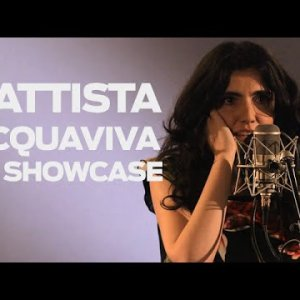 "Battista Acquaviva : showcase ""Les Chants de Libertés"""