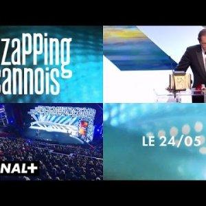 Zapping cannois du 24/05 – E. Bercot, J.Audiard, V. Lindon, S. Marceau, L. Wilson