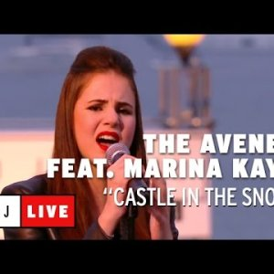The Avener feat. Marina Kaye – Castle in the snow