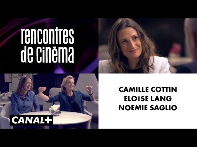 Rencontres de cinema canal +