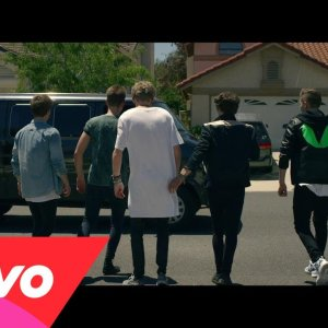 The Vamps : clip Wake Up
