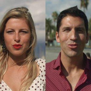 Lydia&Sebastien : clip Quand T'es Pas Las