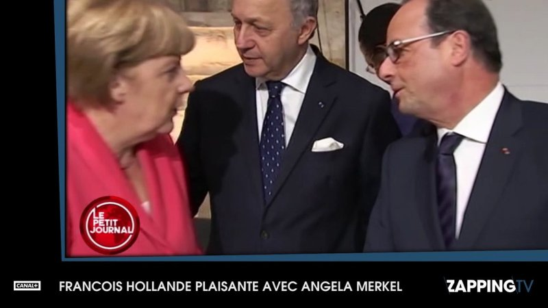 rencontre hollande merkel
